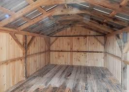 Post And Beam Barn Kit Prices Wood Storage Shed Kits Post And Beam Shed Kits