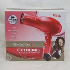 Hair Dryer Volume remington volume and shine hair dryer skyline wireless