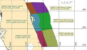 melbourne fl map coastal great lakes forecasts by zone south melbourne fl