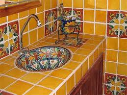 mexican tiles in the interior u2013 richness of colors and emotions