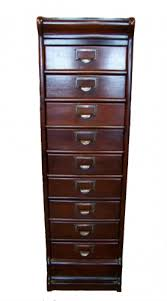 Mahogany Filing Cabinet Edwardian Mahogany Filing Cabinet In Chest Of Drawers And Desks