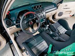 lexus wagon interior 2002 lexus is300 import tuner magazine