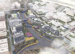 neighborhood plans houston unveils post harvey downtown master plan archpaper com