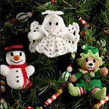 1123 best ornaments appliques crochet images on