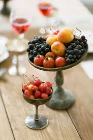 edible fruit centerpieces wedding centerpieces you t thought of yet