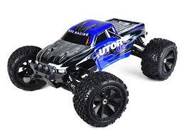 bsd racing utor 8e big monster truck 1 8 rtr blu brushless 2batt