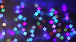 teal purple and blue bokeh light photo hd wallpaper wallpaper flare