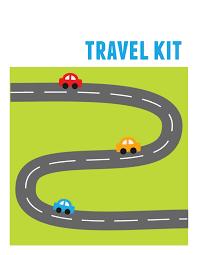kids u0027 travel kit binder over 150 free printable activities