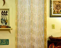 Beaded Doorway Curtains 70s Beaded Curtain Etsy