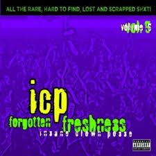 black friday tracklist amazon insane clown posse u0027s forgotten freshness volume 5 tracklist