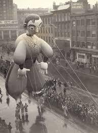 macys thanksgiving day parade balloons 20 vintage photos of the macy u0027s thanksgiving day parade mental floss