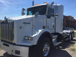 kenworth sleeper trucks kenworth t800 conventional trucks in michigan for sale used