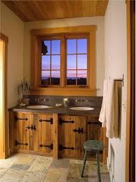 rustic country bathroom ideas country rustic country bathroom by helgerson neat