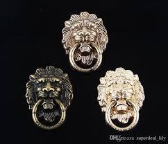 silver lion ring holder images Universal retro lion style finger ring holder phone stand for jpg