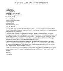 resume cover letter exles for nurses resume nursing cover letter exles new graduate registered