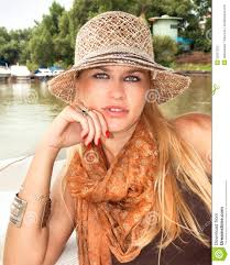 stunningly a stunningly beautiful young blondy woman stock image image
