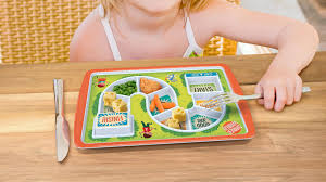 game dinner plate babysizer gifts