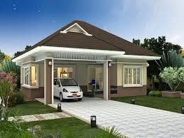 Home Design Modern Bungalow House Design Style Modern Bungalow