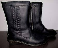 ugg s malindi boots black ugg australia womens malindi boots size 7 black style 1007121