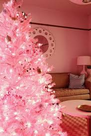 Baby Pink Christmas Decorations Unique Ideas Pink Christmas Tree Lights High Led Light Decorations