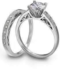 halo engagement ring with wedding band tags weddings rings mens