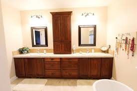 Bathroom Tower Cabinet Enhance Your Bathroom With A Suspended Vanity Tower Or Linen