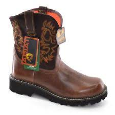 womens ariat fatbaby boots size 11 ariat fatbaby boots womens saddle leather 7 5 b brown