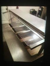 serving line steam tables apw wyott wgst 4s ng serving counter food steam table gas ebay
