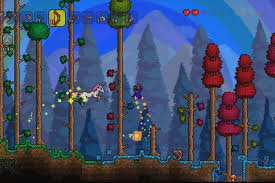 All Items Map Terraria Translating Terraria To Consoles Required A U0027complete Rewrite