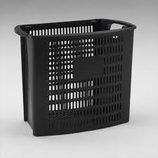 poubelle bureau corbeille poubelle bureau tri selectif 32l ajouré noir