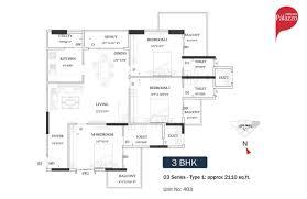 Palazzo Floor Plan Unishire Palazzo Distinguished Distinctive Different