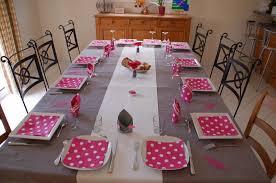 deco de table pour anniversaire idée déco table anniversaire 18 ans fille