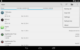 backup and restore apk xperia appmonster free backup restore apk for sony android apk