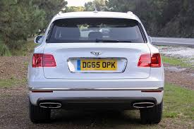 bentley rear photo collection bentley bentayga rear