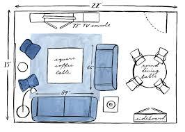 Open Floor Plan Living Room Furniture Arrangement by 4 Sofa Arrangements To Maximize Your Living Room Layout Spaces