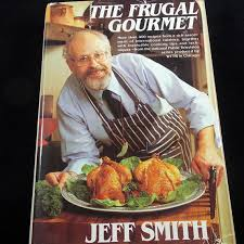 cuisines smith the frugal gourmet cookbook by jeff smith 1984 hardcover jeff