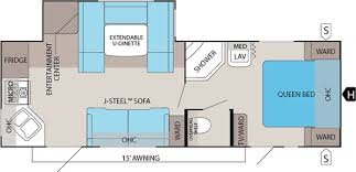 destination trailer floor plans jayco travel trailer floorplans