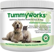 finest for pets tummyworks probiotics u0026 digestive dog u0026 cat