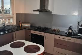 la cuisine du placard placard sur mesure de cuisine contemporaine modèles et designs