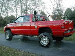 Dodge Ram Pickup Truck - dodge ram pickup 2500 red gallery moibibiki 2