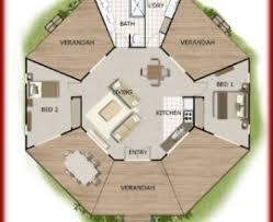 Octagon Home Plans Tiny House Floor Plans Octagon House Plans House Plans With A