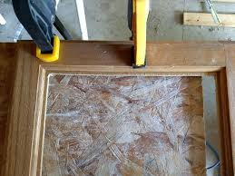 how to build kitchen cabinet doors with glass how to add glass to kitchen cabinet doors