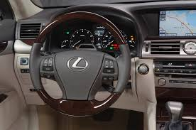lexus rx400h dash 2013 lexus ls460 reviews and rating motor trend