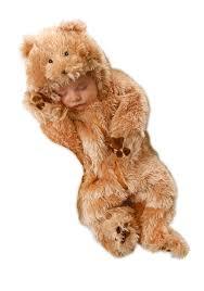 Newborn Baby Halloween Costumes Cuddly Bear Infant Costume Walmart