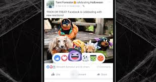 halloween skeleton videos facebook introduces halloween themed face filters for live videos
