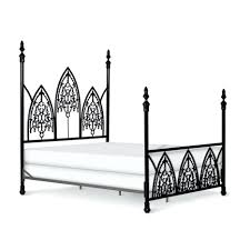 Metal Bed Frames Australia Metal Bed Frame Silver Style Furniture Company Four