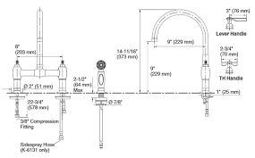 kohler k 6131 4 kitchen faucet reviews kitchen faucet reviews pro