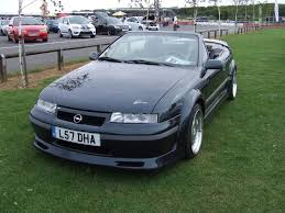 opel convertible opel calibra cabrio technical details history photos on better