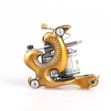 golden gun tattoo machine australia new featured golden gun