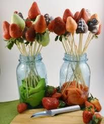 chocolate strawberry bouquet 2014 bowl appetizer team strawberry bouquet rada